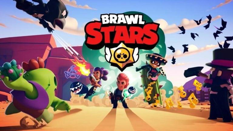 brawl stars juego