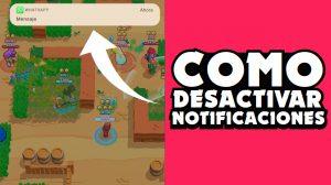 Cómo desactivar las notificaciones de Whatsapp en Brawl Stars